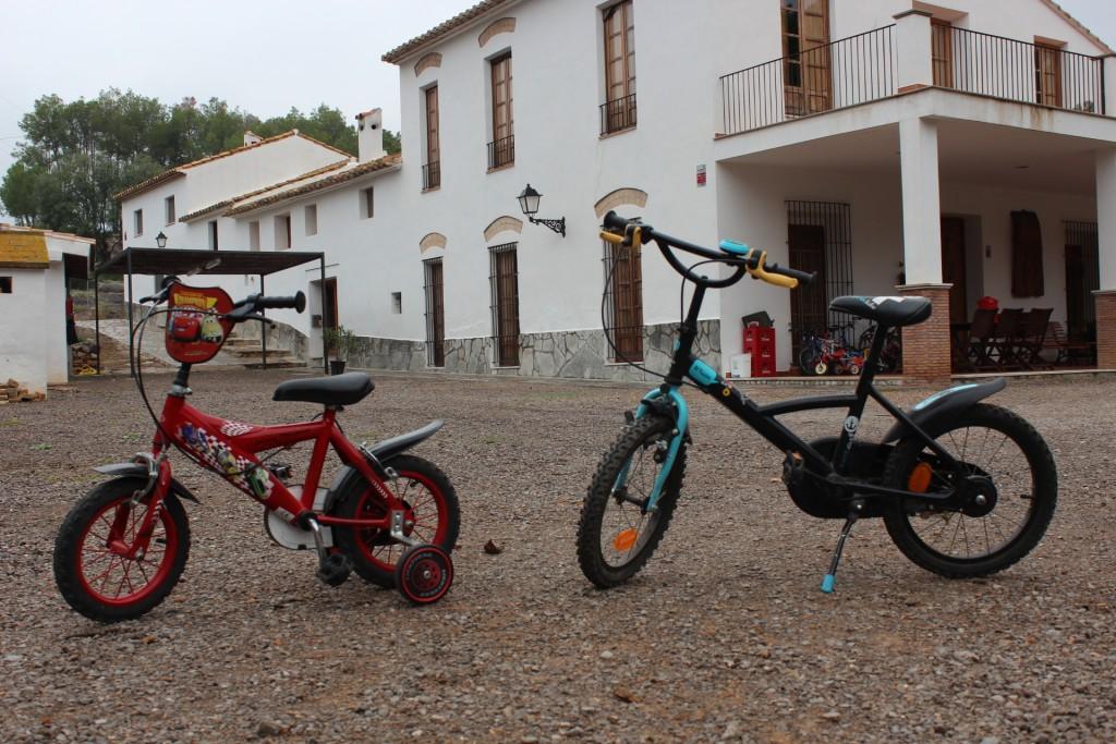 foto nuevas bicis infantiles