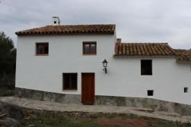 exterior casa pequeña